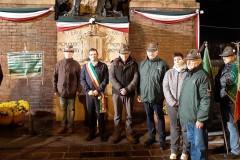 Varese-Presidio al Monumento Caduti