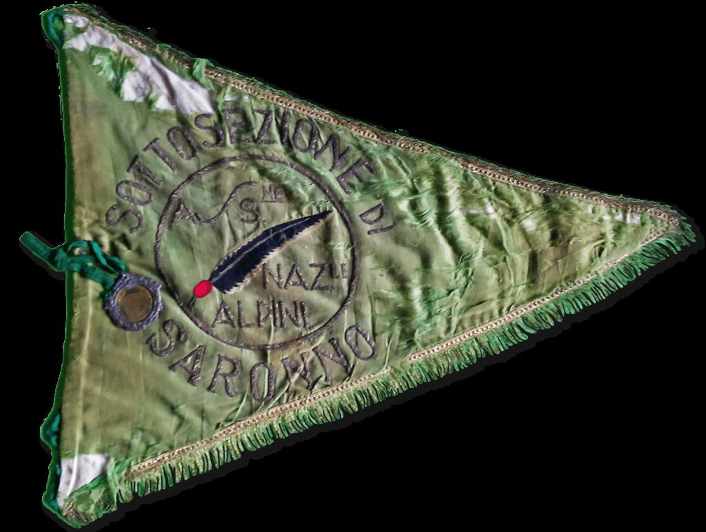 1° Gagliardetto - Gruppo di Saronno